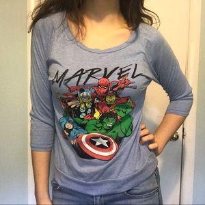 Marvel Avengers Graphic Tee